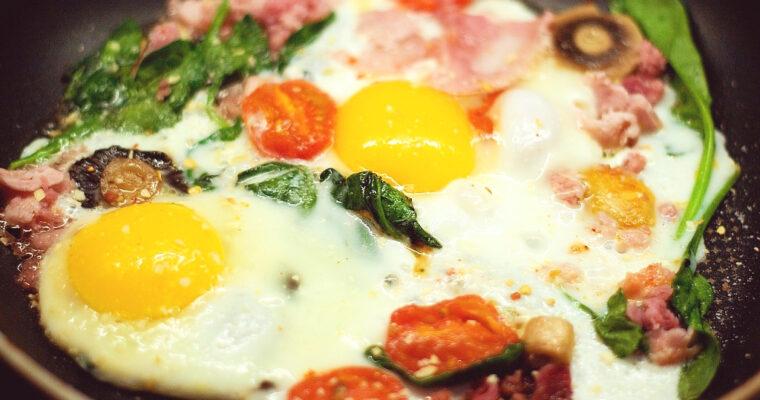 Jamieho barevná snídaně